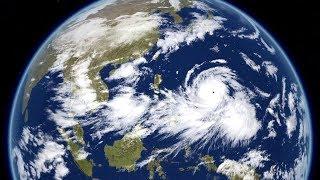 Siêu bão Mangkhut hoành hành biển Đông - BBC News Tiếng Việt