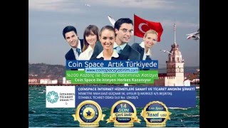 CoinSpace Diyarbakır sunum ve kazanç planı