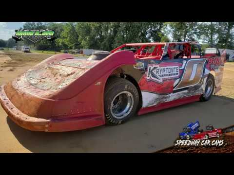 #J0 John Ownbey - Super Late Model - 9-2-18 Duck River Raceway Park - In Car Camera