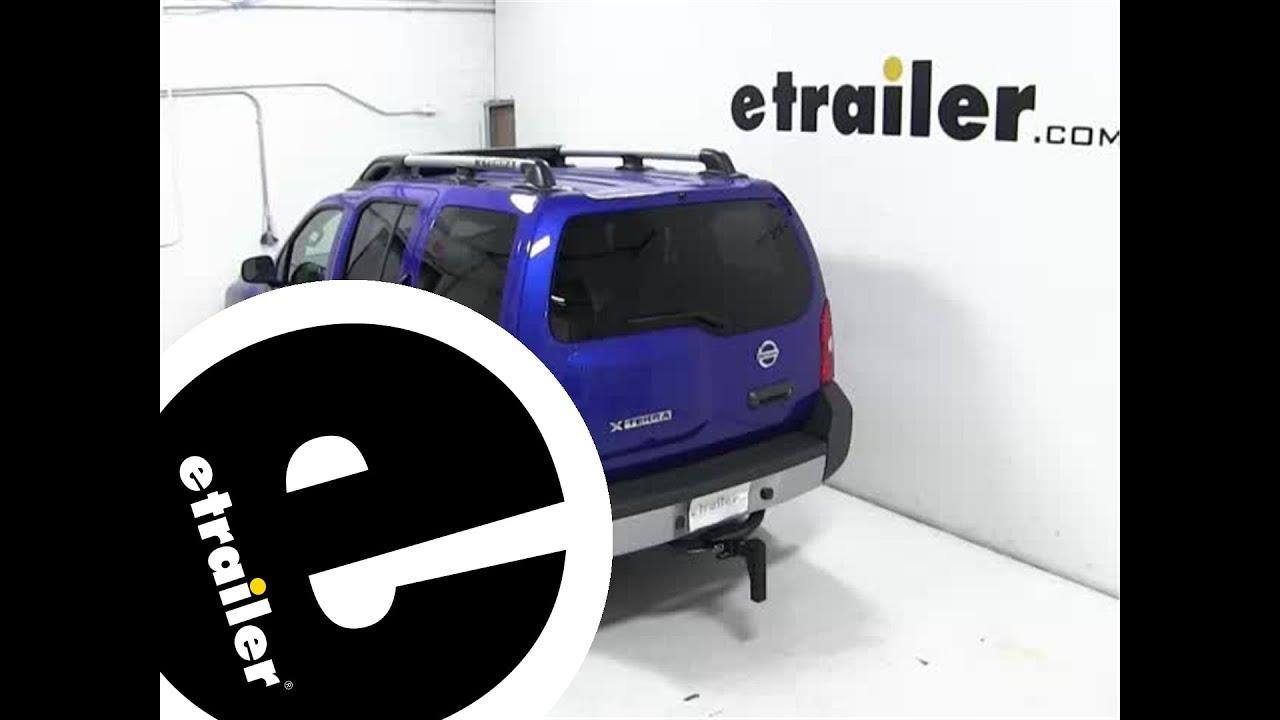 Convert A Ball Cushioned Weight Distribution Shank Review   2013 Nissan  Xterra   Etrailer.com