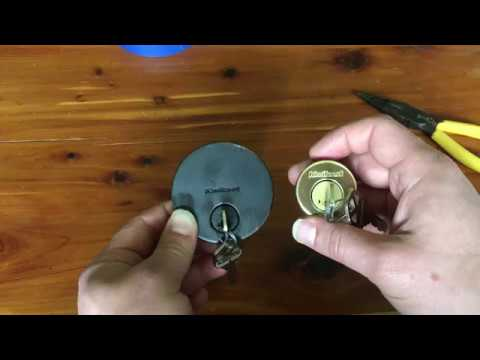 Kwikset SmartKey Gen 3 modification discovered