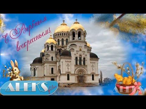 Поздравление с Вербным Воскресеньем! - Познавательные и прикольные видеоролики