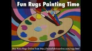 Shop online Fun Rugs For Kids Room Decor with unique colors & lovely designs