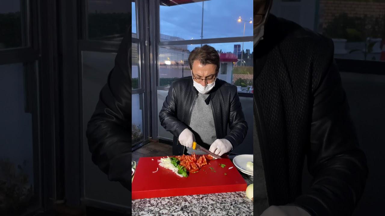 Adanalı Hasan Usta - Dondurulmuş Kebap - Hazırlanış ve Servis 2