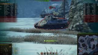 T54 Mod 1 - Ace Tanker - 4.8 k Dmg - High Caliber