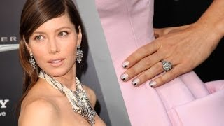 Jessica Biel's SEXY at the Total Recall Premiere: The Details on her Dresses!