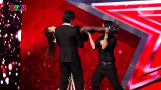 vietnams got talent 2014 - tap 06 - ao thuat dam xuyen nguoi - nguyen khanh tuong