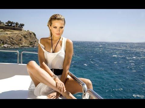 Море яхты красотки