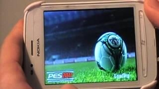 Nokia lumia 710 установка игр с браузера телефона.
