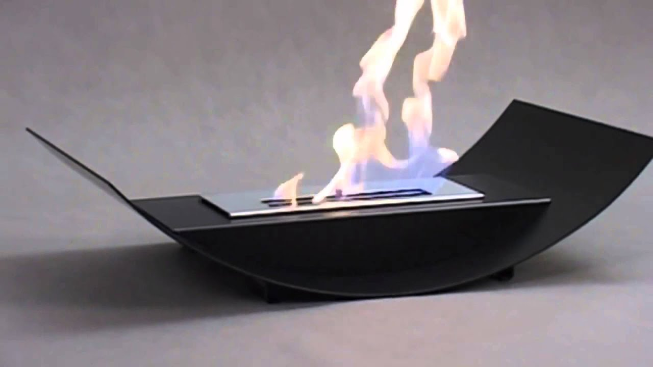 eco fireplace by ambiflames model