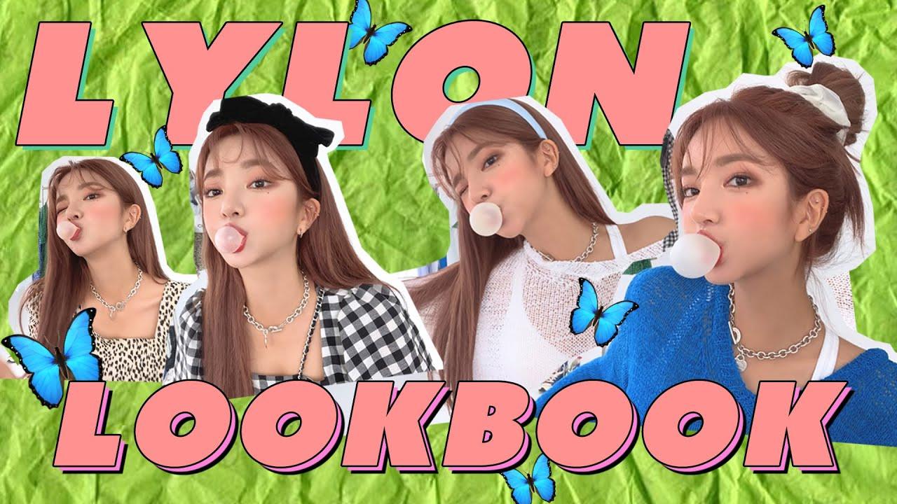 모델이 입는 🍋BIGSIZE 쇼핑몰 여름 룩북🍋(ft.라일론)  | Summer daily Lookbook l 여름 빅사이즈 데일리 코디 패션 룩북