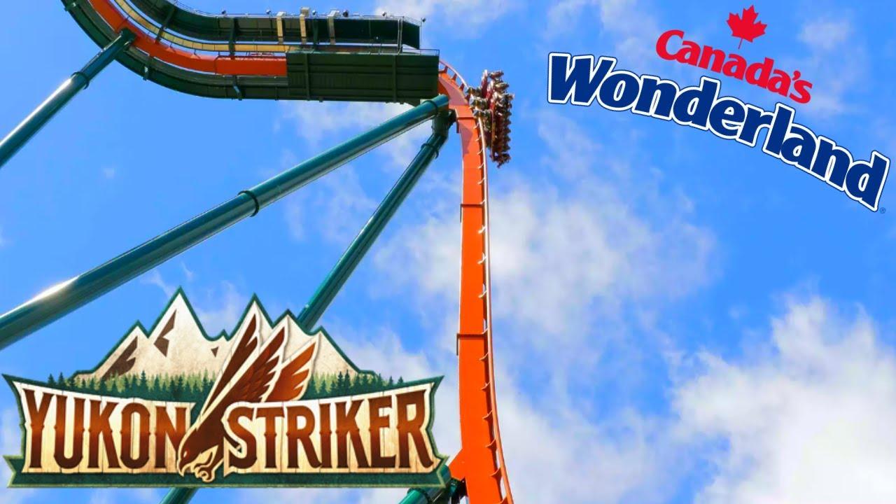 Yukon Striker Off Ride - Canada's Wonderland