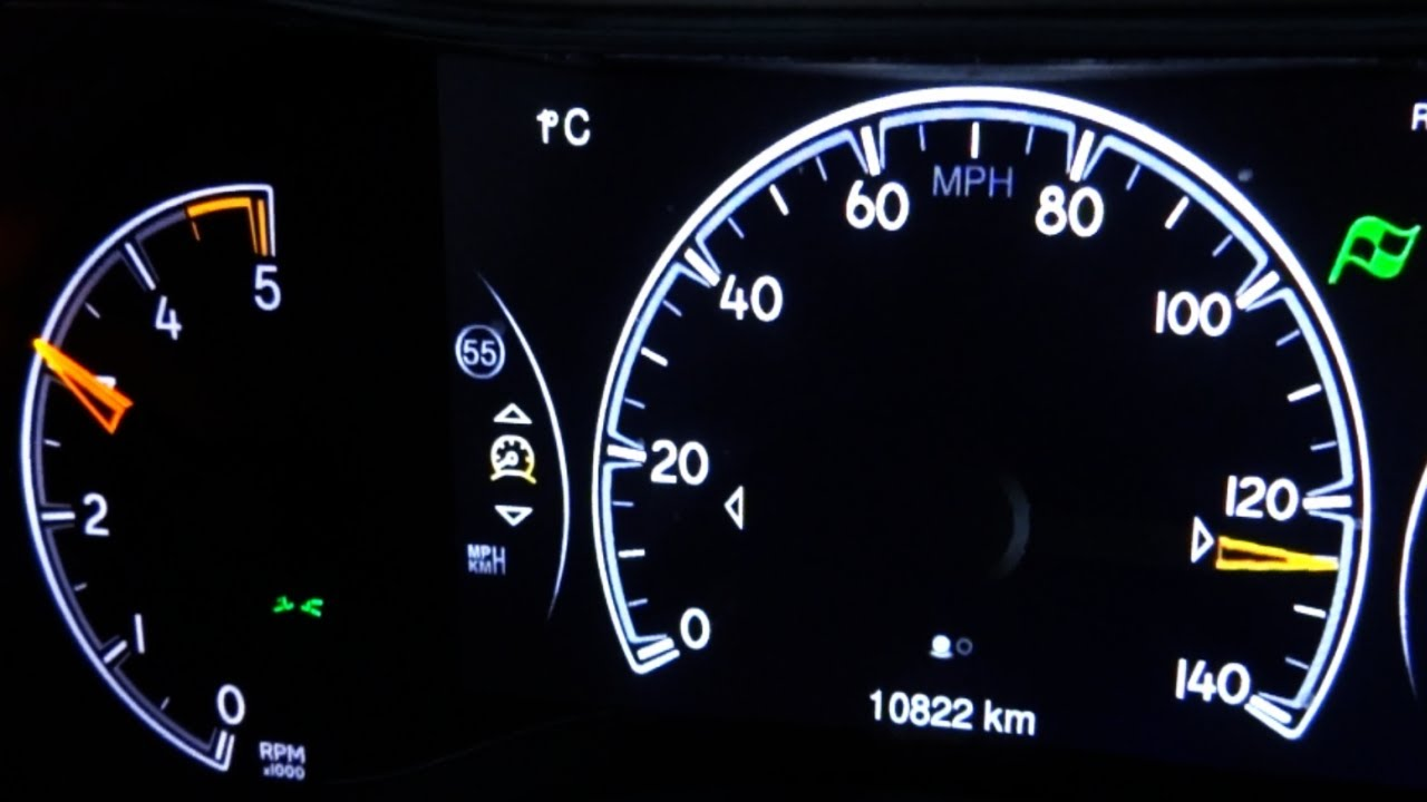 2014 Jeep Grand Cherokee 0 60 0 120 Mph Road Test Youtube