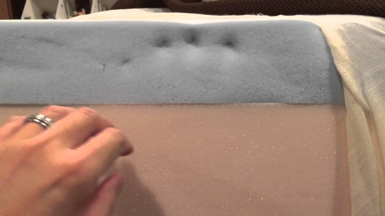 Amerisleep Squish Test Youtube