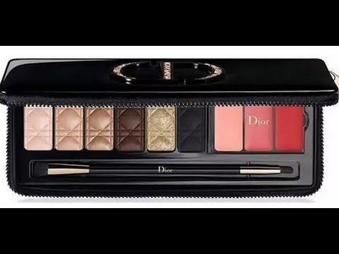 Couture Color Wardrobe Eye & Lip Palette by Dior #12
