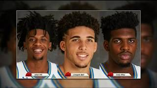 LiAngelo Ball, Other UCLA Players Arrested For Shoplifting In China, Now Out On Bail