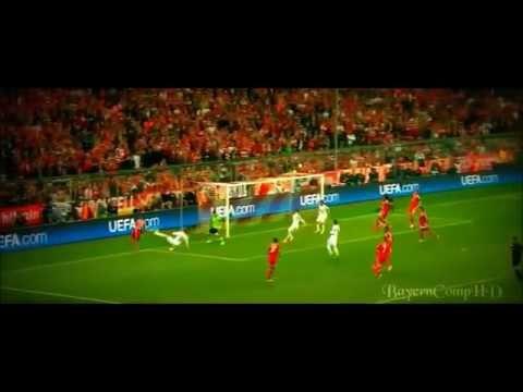 Toni Kroos ● All Season Skills ● 2014 HD Bayern Munich