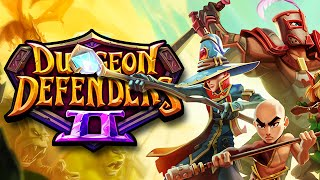 Dungeon Defenders 2 w/ Mark & Nick - FIRE AND BRIMSTONE