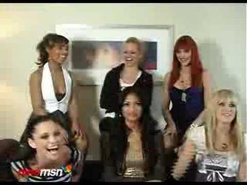 The Pussycat Dolls - Dolly Interview