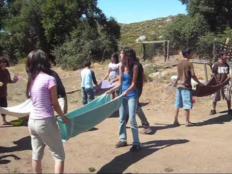 Jugando con agua show disco chilena - 1 8