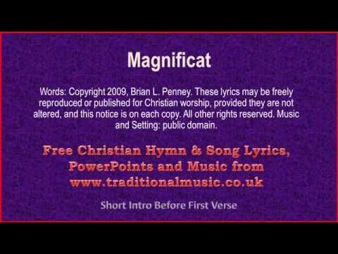 Magnificat - Christmas Carols Lyrics & Music