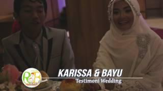 Resep Bunda Catering Wedding - Review Wedding Karissa di Bandung