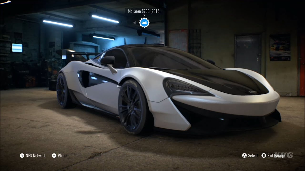 Need For Speed 2015 - McLaren 570S 2015 - Customize Car | Tuning ...