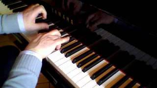 J.S.Bach Preludes N.23 H-dur, BWV 868