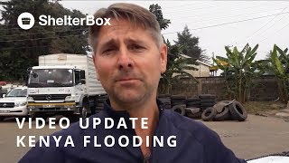 Update from Kenya   ShelterBox