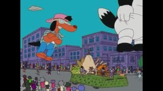 Щекотка и царапка-The Itchy & Scratchy Show!!!  3