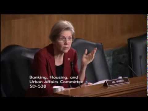 Senator Elizabeth Warren - Dept of Housing and Urban Development Nomination Hearing