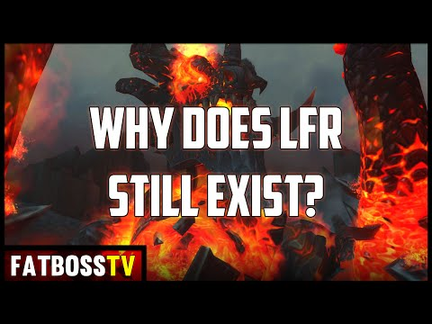 Why Does LFR Still Exist? - LAD #3