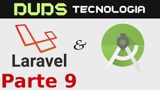 CRUD Laravel e Android Studio (Parte 9)