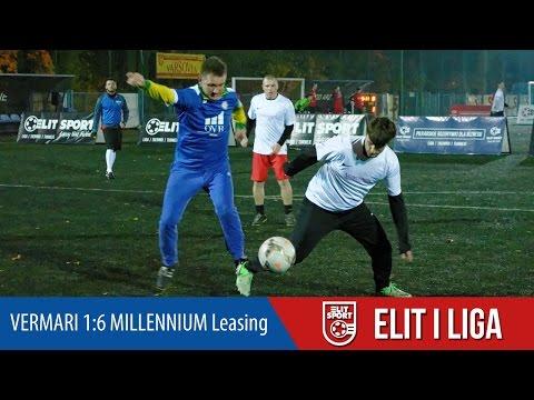 VERMARI 1:6 MILLENNIUM Leasing - ELIT I Liga JESIEŃ 2016