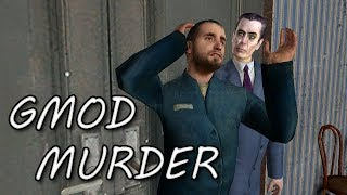 SPOOKY MANSION MURDER! (Garry
