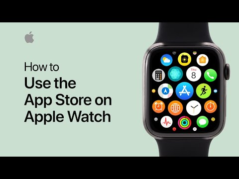 How to use the App Store on your Apple Watch — Apple Support