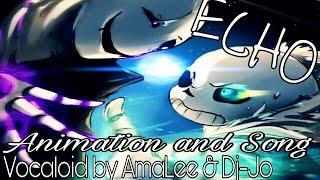 Undertale Echo Remix By Amalee & Dj-jo