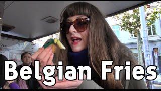 Belgian Fries Video - What's The Secret?