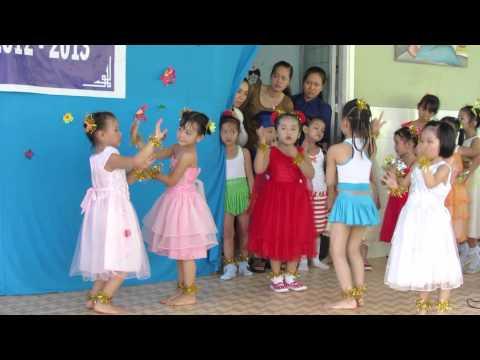 TRUONG MAM NON TUOI NGOC TONG KET NAM HOC 2012- 2013 Tai TT Mo Cay .Huyen Mo Cay Nam