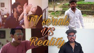 Indian TV Serials Vs Reality - Chu Chu Ke Funs