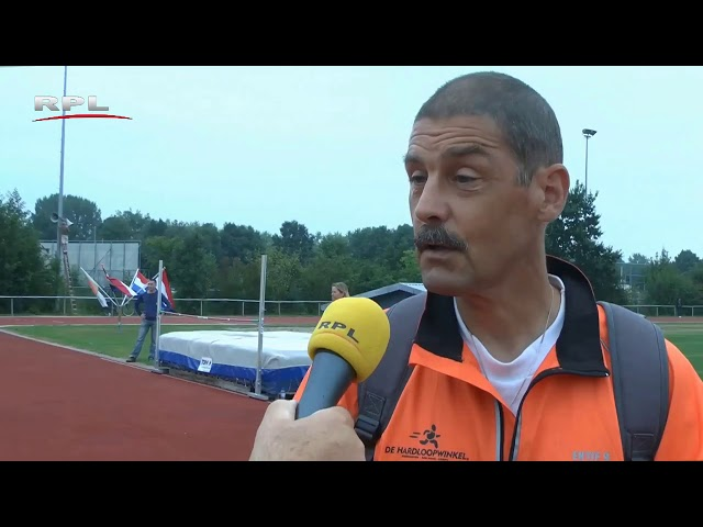 Atletiekvereniging Clytoneus - RPL TV Woerden - 27 september 2013