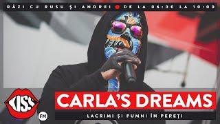 Carla&#39s Dreams - Lacrimi si pumni in pereti (Live KissFM)