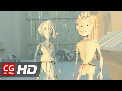 "CGI Animated Short Film HD: ""11 Paper Place Short Film"" by Daniel Houghton"