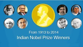 नोबेल पुरस्कार जीतने वाले भारतीय | Indian Nobel Prize Winners