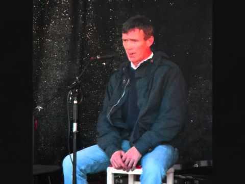 Thomas McCarthy sings