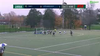 Trinity Field Hockey v. Middlebury Highlights ~ 11/3/18 (NESCAC Semifinals)