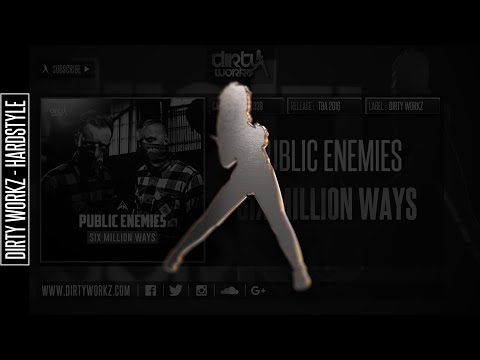 Public Enemies - Six Million Ways (Official HQ Preview)