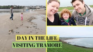 DITL || EXPLORING IRELAND WITH A TODDLER || TRAMORE, CO WATERFORD