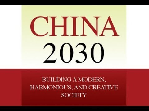 CHINA RACE TO 2030  (Feat. Chongqing & Qingdao Grand City)