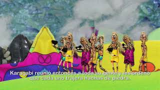 KARAGABÍ _ Historia sobre el origen del agua del pueblo Embera Eyábida